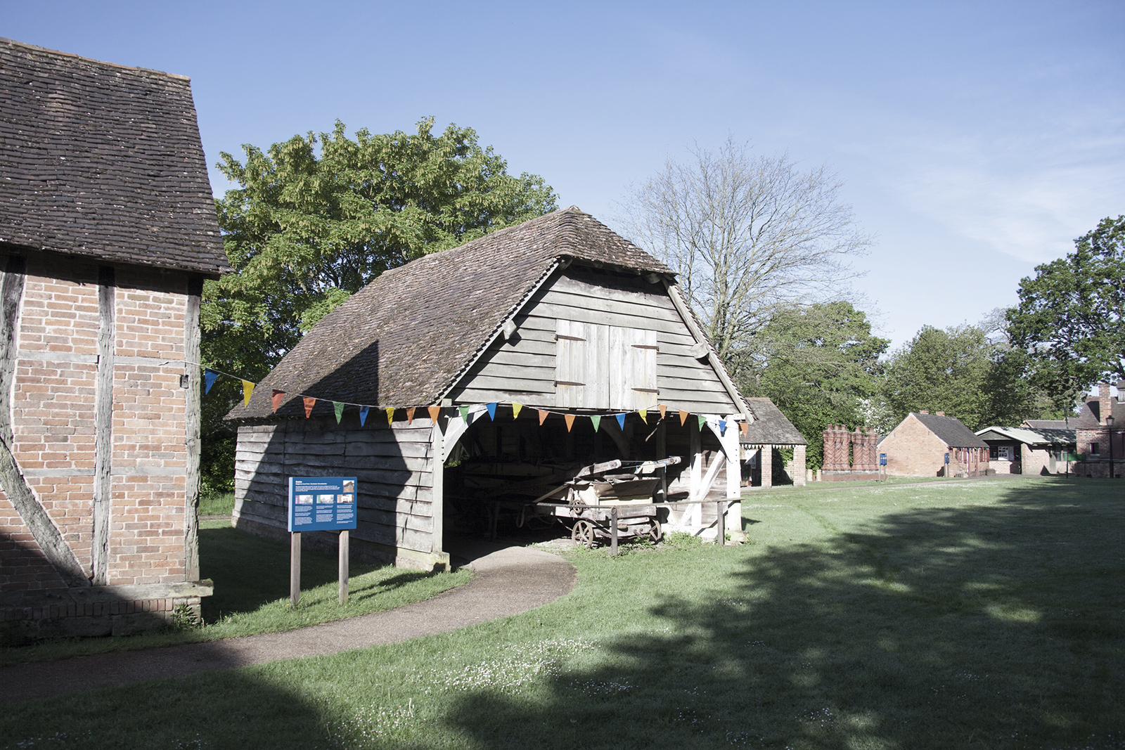 Spooks and sparks at Avoncroft Museum Halloween 2015