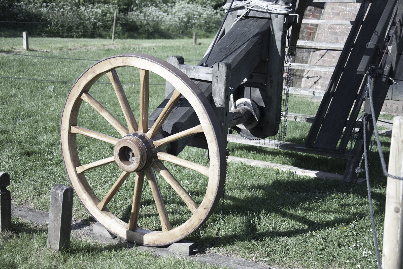 National Mills Weekend at Avoncroft Museum