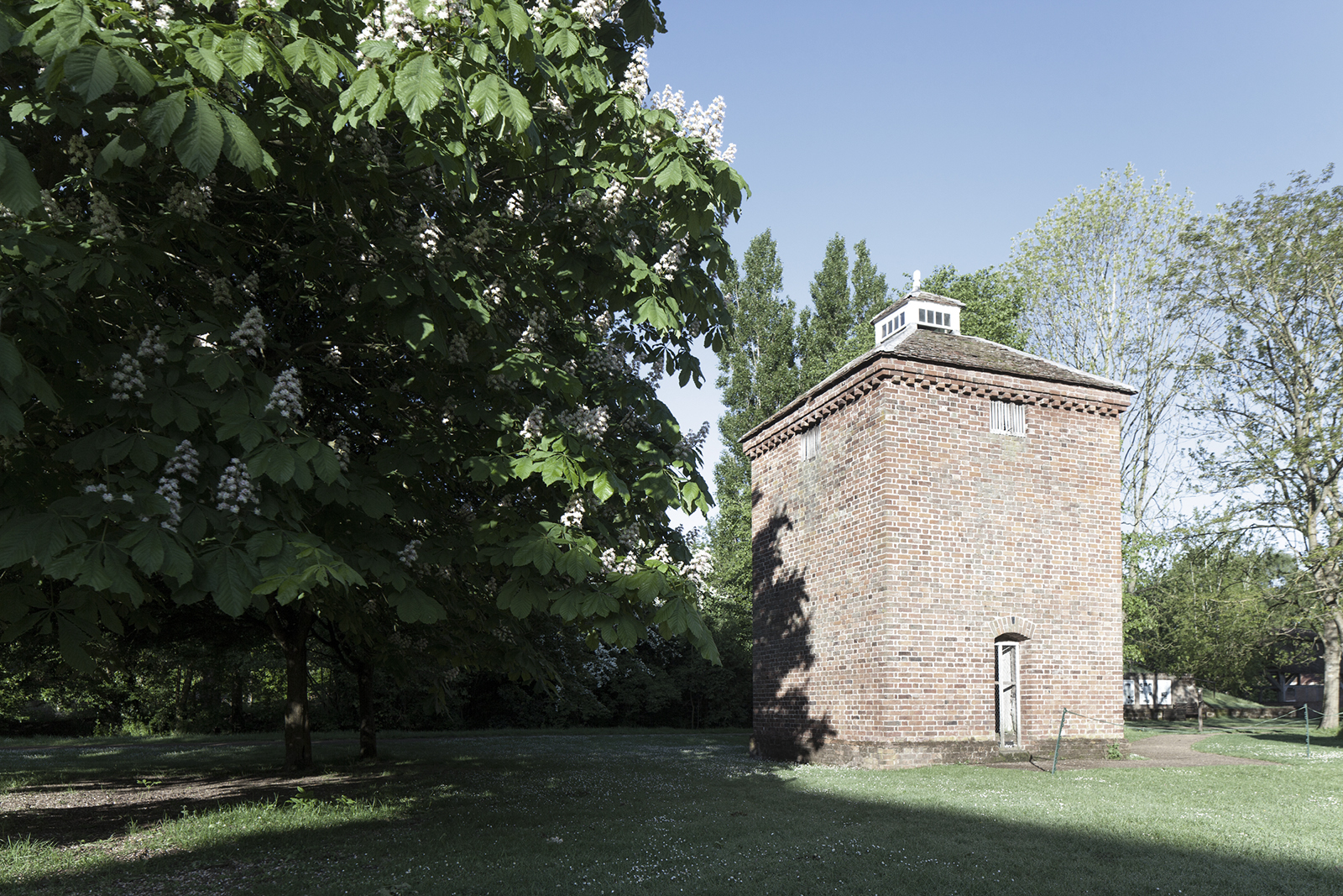 Avoncroft's historic buildings