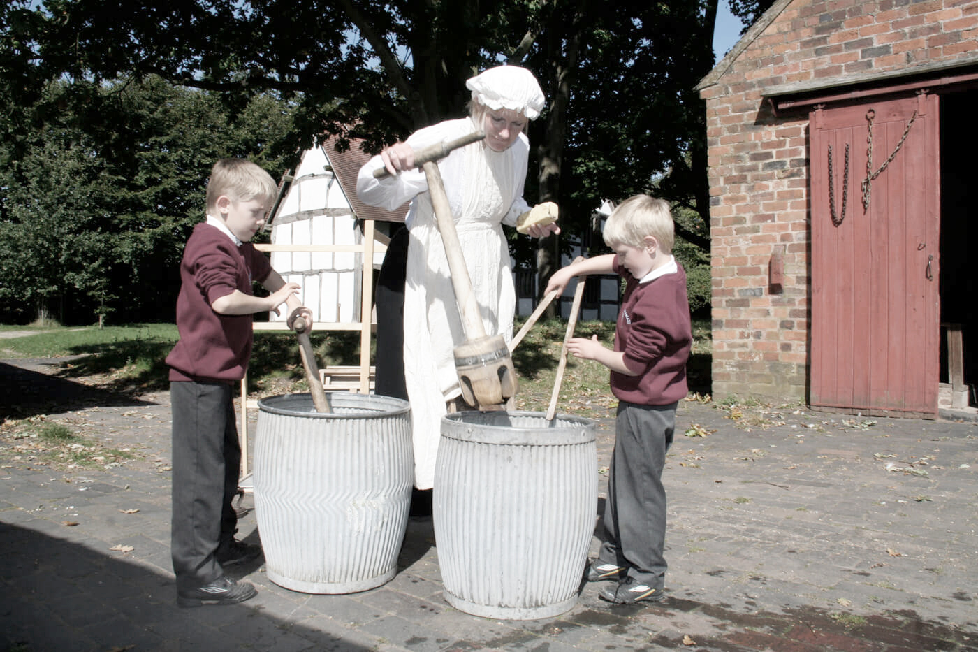 Wanted: Volunteers to help bring the past to life at Avoncroft Museum