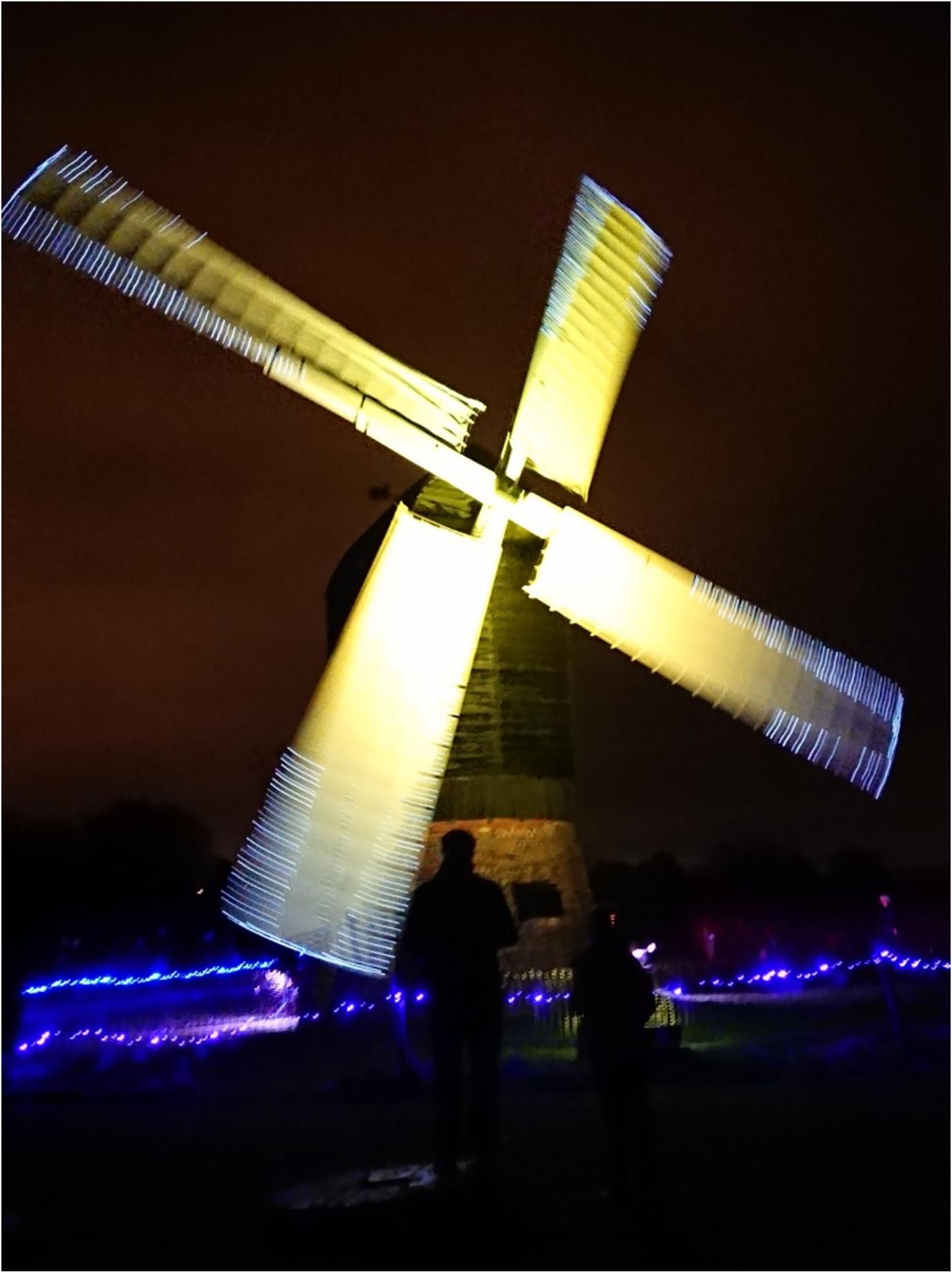 Avoncroft's historic windmill restored to sailing glory