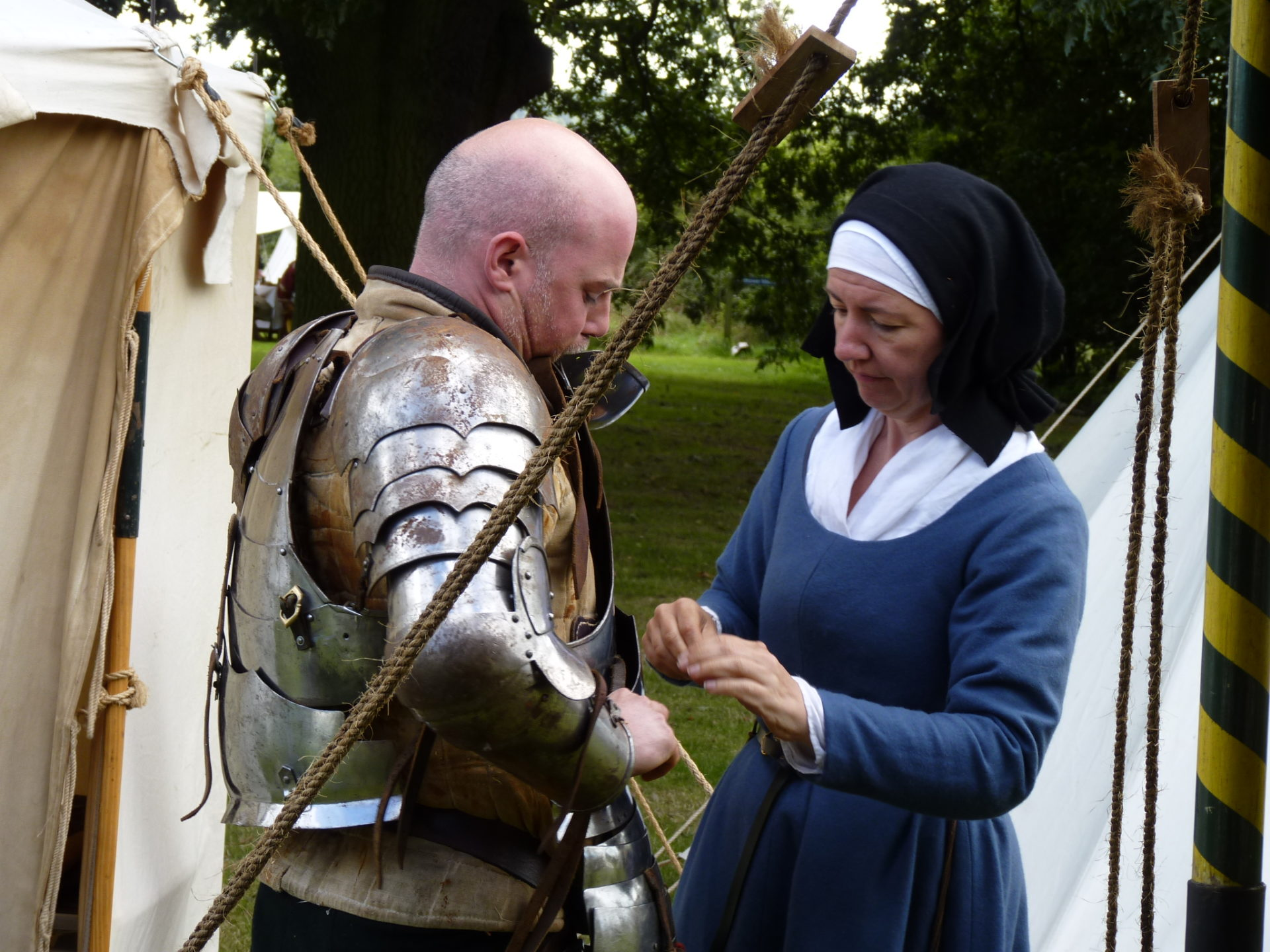 The Wars of the Roses          – A medieval new year