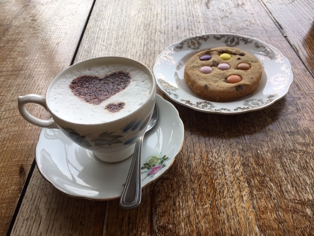 Celebrate the new school year with a free babyccino and cookie at Avoncroft Museum