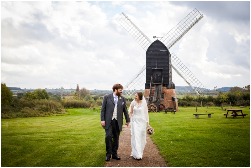 Whirlwind Winter Wedding Package at Avoncroft Museum