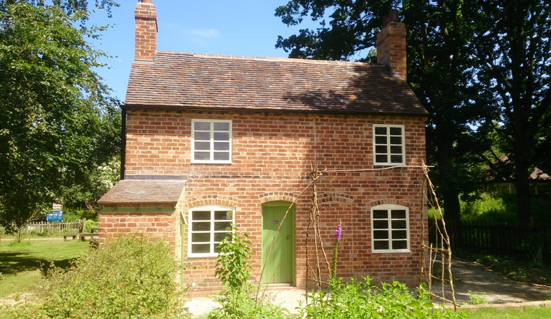 1930s Cottage to open at Avoncroft Museum.