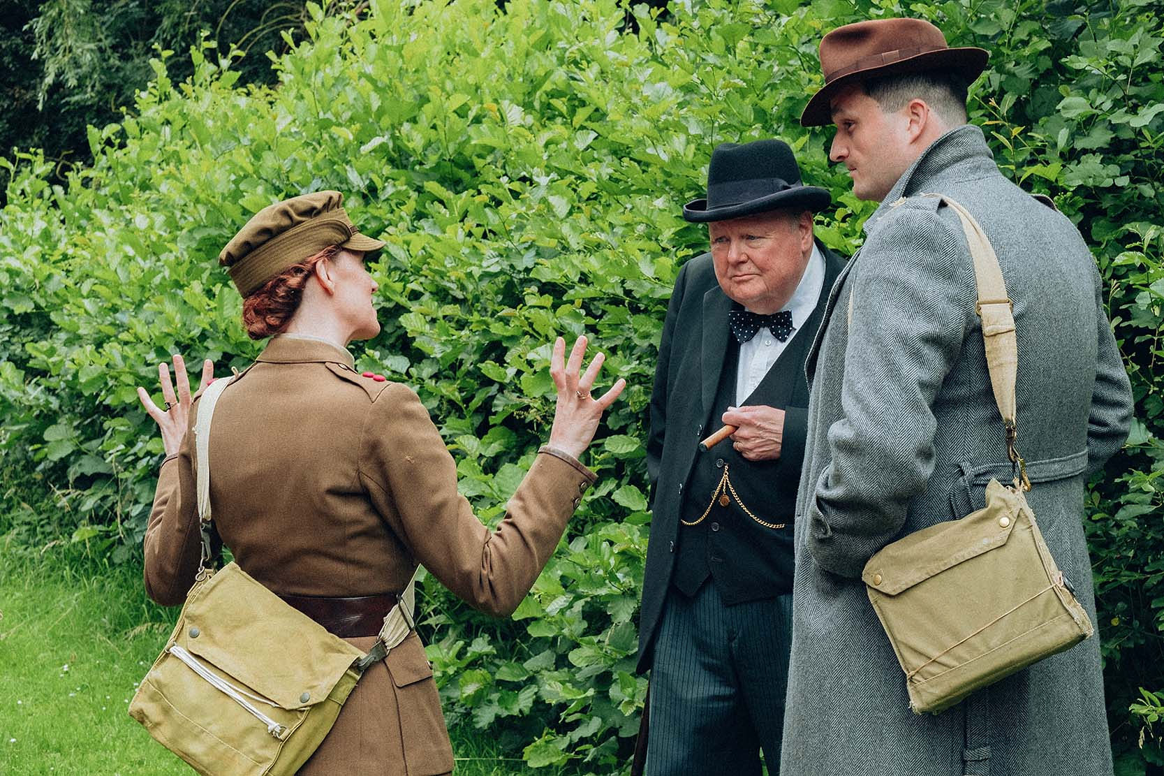 On the Home Front – 1940s weekend