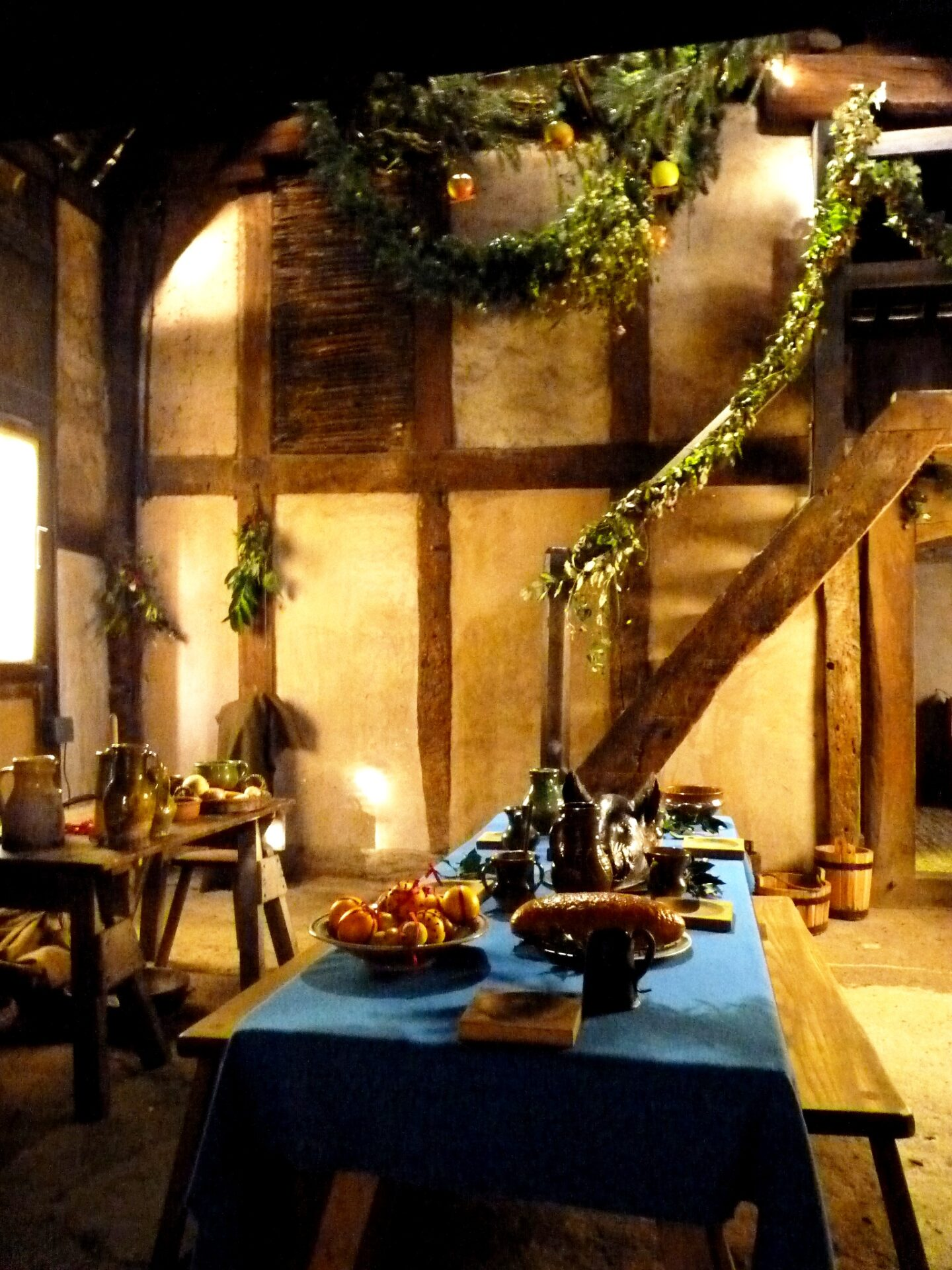 Christmas at Avoncroft 1400-1700 – 4th and 5th December 2021