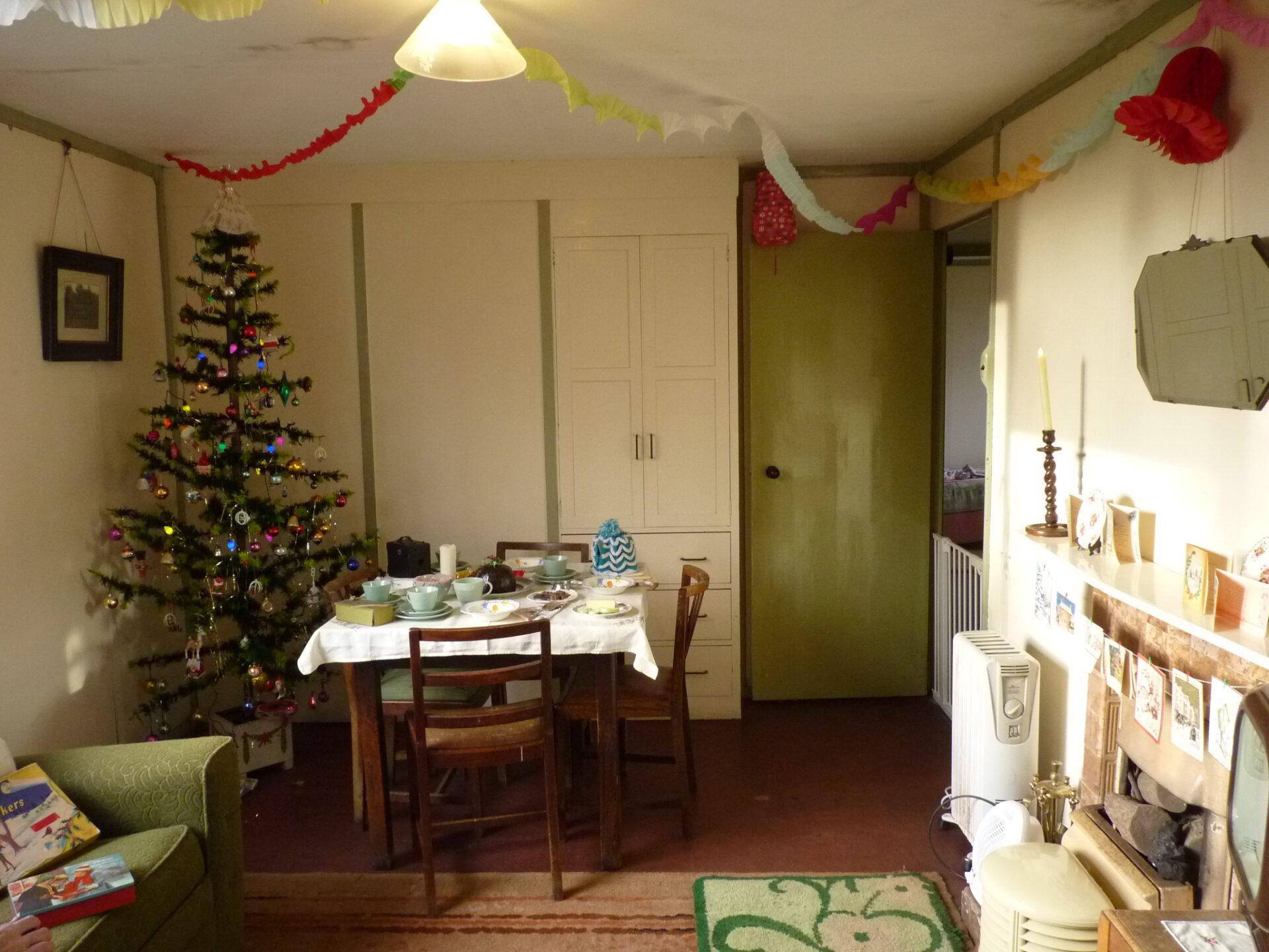 Christmas evening at Avoncroft 1800-1950 – 11th December 2021  (17.00 – 22.00)