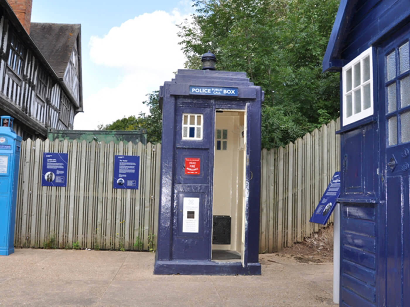 Book launch for 'The British Phonebox'